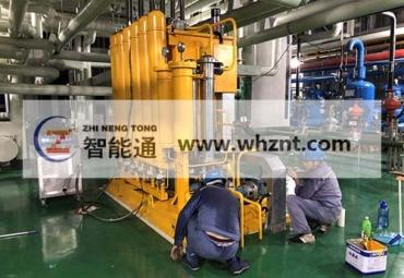 华能热电厂设备检测