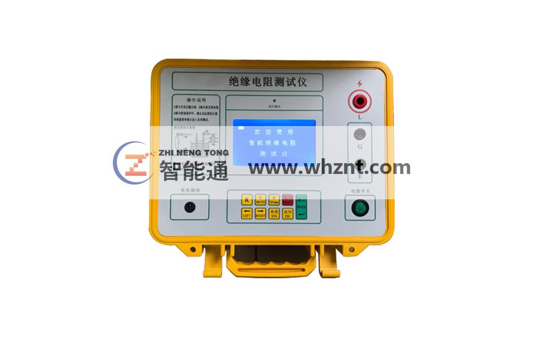 ZNT 3200 绝缘电阻吸收比测试仪