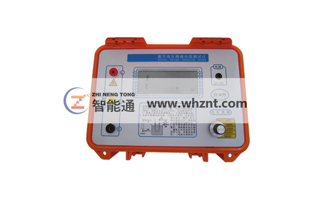 ZNT-2571  数字接地电阻测试仪