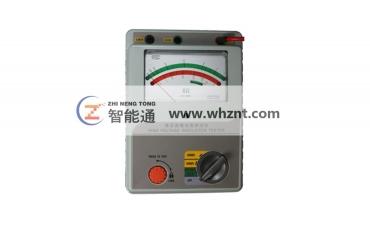 ZNT-3639  高压绝缘电阻测试仪