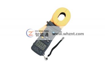 ZNT 2100 钳形接地电阻测试仪