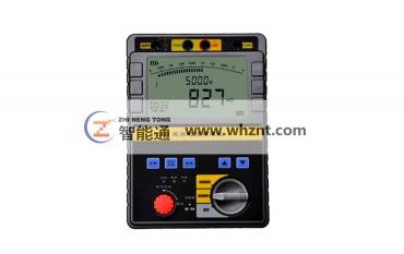ZNT-3639  智能双显绝缘电阻测试仪