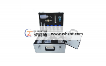 ZNT 609 便携式颗粒污染度测定仪